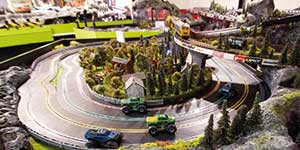 Scalextric racing 180 minutes