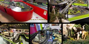 Stonerig Raceway Scalextric Day Passes