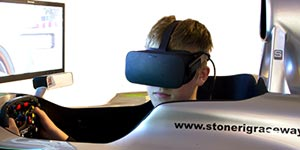 30 Minutes formula One simulation in Virtual Reality