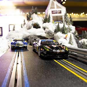Ice Road Experience Scalextric Track