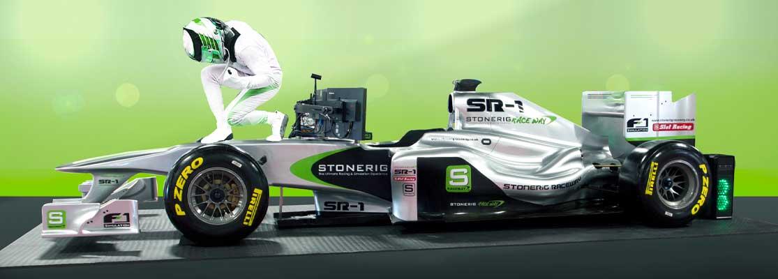 Formula One Simulation in VR
