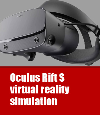 Formula One race seat simulation Virtual reality