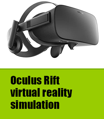 Formula One simulation Virtual reality