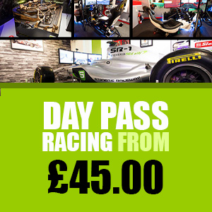 Scalextric and simulation Day passes at Stonerig Raceway